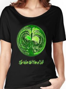 The Wise Old Tree of Life No10 T-shirt design Women's Relaxed Fit T-Shirt