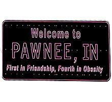 Pawnee Indiana Photographic Print