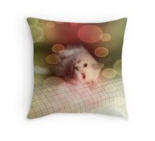 Infatuation Throw Pillow
