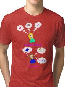 Fangirl Tri-blend T-Shirt