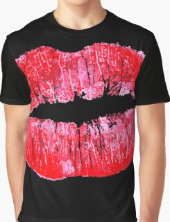 Sexy red lips Graphic T-Shirt
