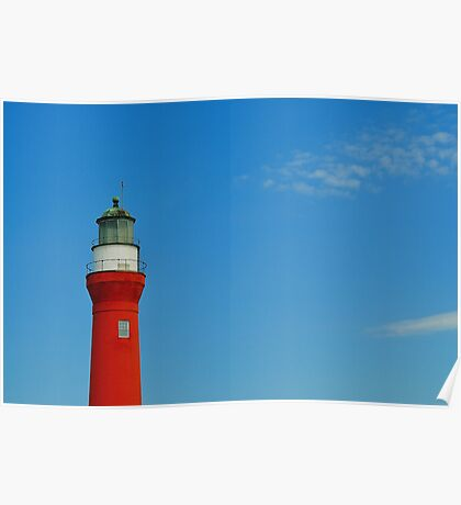 Mayport Lighthouse Poster