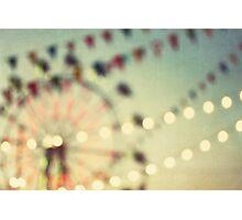 carnival dreams Photographic Print