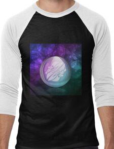 Luminescent snow globe Men's Baseball ¾ T-Shirt