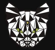 Crystal Cat One Piece - Short Sleeve