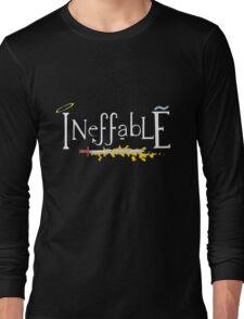 Ineffable (Good Omens) Long Sleeve T-Shirt