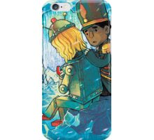 Cave of Frozen Memories (Community) iPhone Case/Skin