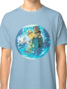 Cave of Frozen Memories (Community) Classic T-Shirt