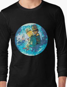 Cave of Frozen Memories (Community) Long Sleeve T-Shirt