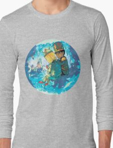 Cave of Frozen Memories (Community) Long Sleeve T-Shirt
