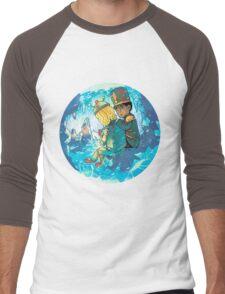 Cave of Frozen Memories (Community) Men's Baseball ¾ T-Shirt