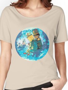 Cave of Frozen Memories (Community) Women's Relaxed Fit T-Shirt