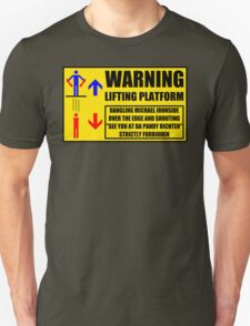 Health And Safety On Mars T-Shirt