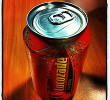 Lucozade by Tim Topping