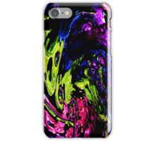 Disco- Abstract art iPhone Case/Skin