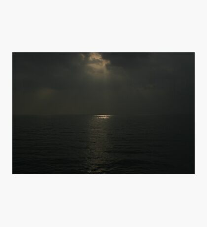 English Channel Photographic Print