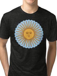 Cool Sun >Cute design< Tri-blend T-Shirt