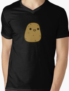Cute potato Mens V-Neck T-Shirt