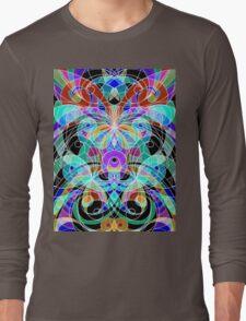 Ethnic Style Long Sleeve T-Shirt