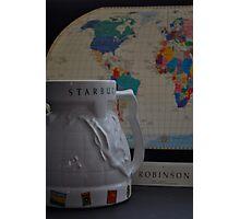 Robinson's World Coffee Cup Photographic Print