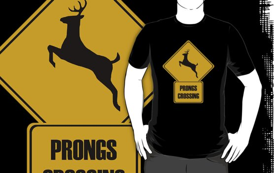 Harry Potter - Prongs Crossing by PaulRoberts