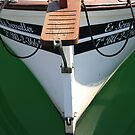 mallorcan boat by Johnathan Bellamy