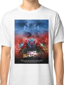 SPACE BEHEMOTH FROM PLANET 10 Classic T-Shirt
