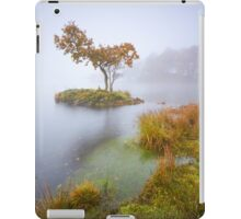 Tree In The Mist iPad Case/Skin