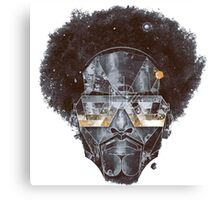 Black Men Canvas Print