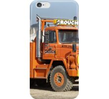 1983 Scammell S24 Recovery 'The Final Chapter' iPhone Case/Skin