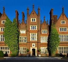 Dunston Hall Norwich by Darren Burroughs