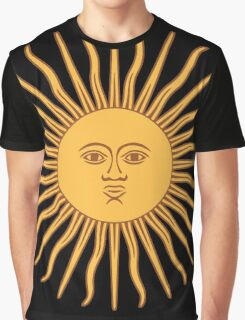 Funny Awesome Sun Graphic T-Shirt