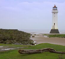 Perch Rock Lighthouse, New Brighton, Liverpool by Andrew Cooper