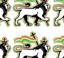 THE LION OF JUDAH Sticker