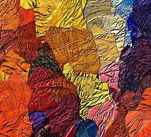 colorful rock art by RAFI TALBY