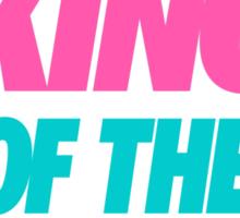 "Miami James ""King Of The JUN6LE""  Sticker"