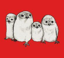 Owlets One Piece - Short Sleeve
