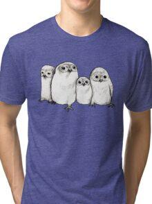 Owlets Tri-blend T-Shirt