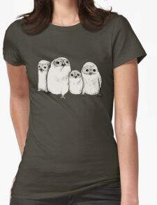Owlets Womens Fitted T-Shirt