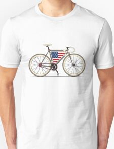 Love Bike, Love America T-Shirt