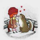 Red Riding Hat by Sophie Corrigan