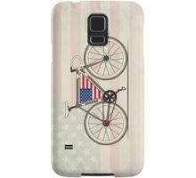 Love Bike, Love America Samsung Galaxy Case/Skin