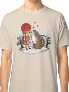Red Riding Hat Classic T-Shirt