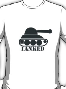 Tanked Tank T-Shirt