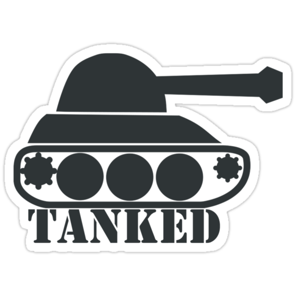 Tanked Tank by pinballmap13