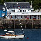 Tobermory Pier by photobymdavey
