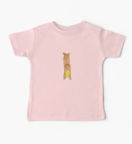 Slewfoot the Grizzly Cub Baby Tee