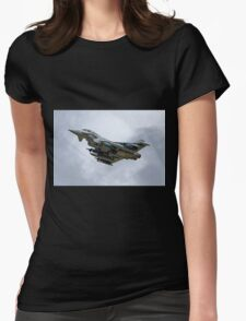 Eurofighter Typhoon IPA5 ZJ700 Womens Fitted T-Shirt