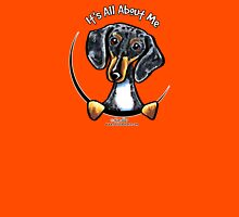 Smooth Dapple Dachshund :: It's All About Me T-Shirt