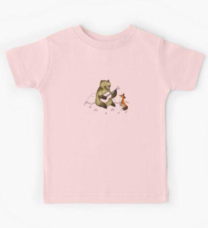 Bear & Fox Kids Tee